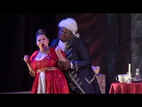 Tosca Act II / G. Puccini / Tosca : Dilara Unsal