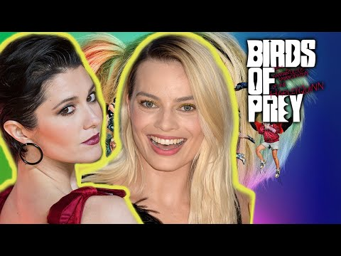 Birds Of Prey: Margot Robbie, Mary Elizabeth Winstead, Jurnee Smollett-Bell & Ella Jay Basco