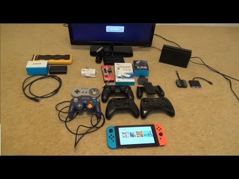 Testing 3rd Party Docks / Adapters after Switch 5.0.0 Firmware Update