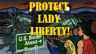 Our Next 4 Years: Protect Lady Liberty