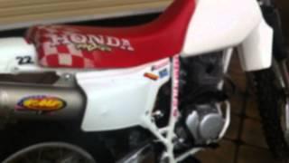 Honda xr 200r 1998 fmf