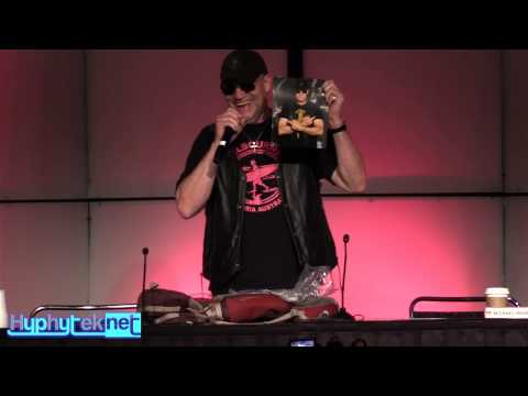 Michael Rooker: Denver Comic Con Full Panel