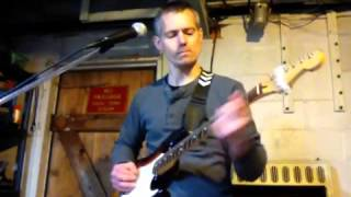 "Jimi Hendrix ""Burning of the Midnight Lamp"" cover by Dave M"