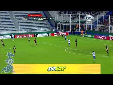 Goles Copa Libertadores 2014 HD | Velez Sarsfield