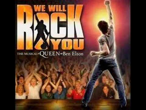 Radio Ga Ga Lyrics - We Will Rock You Soundtrack Lyrics
