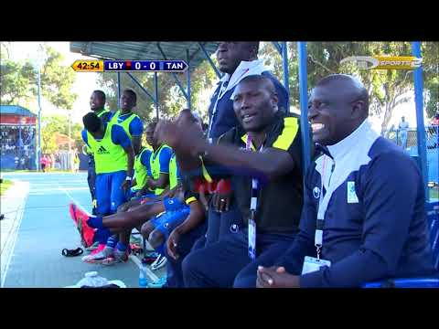 Azam TV - CECAFA: TANZANIA VS LIBYA (0-0) FULL HIGHLIGHTS (3/11/ 2017)