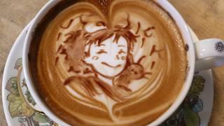 Coffee&LatteArt集  2011 var1