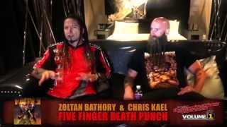 "Five Finger Death Punch - ""Wrong Side of Heaven"" Track by Track - Episode Four"