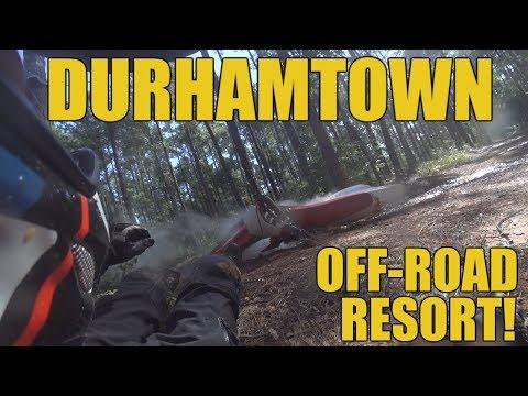 DURHAMTOWN Off-Road Resort | September 2017 | 4K