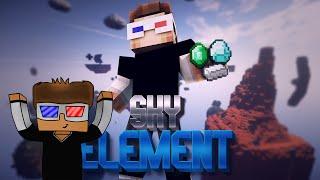 KARAYİP KORSANLARI! - Minecraft SKY ELEMENT! - Bölüm 2