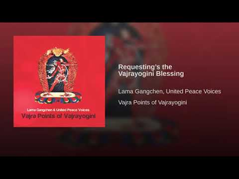 Requesting Vajra Yogini to enter to Kechara her paradise by Kyabje Gangchen  Rinpoche