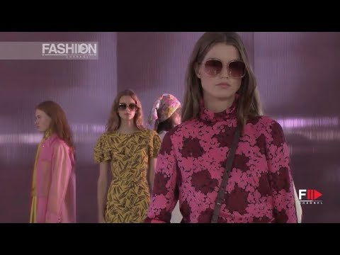 KATE SPADE Spring Summer 2019 Highlights New York - Fashion Channel