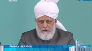 2013-04-26 Gerechtigkeit als Eigenschaft eines wahren Muslims