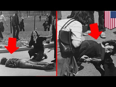 Kent State massacre 1970: National Guard shootings killed 4 students and wounded 9 - TomoNews