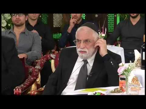 Adnan Oktar s Live Conversation with his Rabbi guests coming from Jerusalem