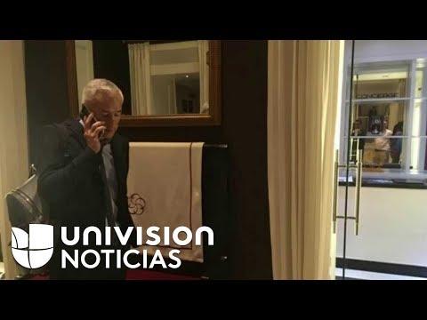 ÚLTIMA HORA: Jorge Ramos y otros miembros del equipo periodístico de Univision fueron liberados.