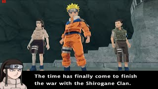 Naruto Uzumaki Chronicles 2 Final Walkthrough Part 23 Master Puppet Boss Fight 60 FPS
