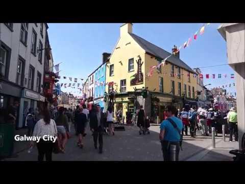 Galway, Ireland Vlog - July 2017