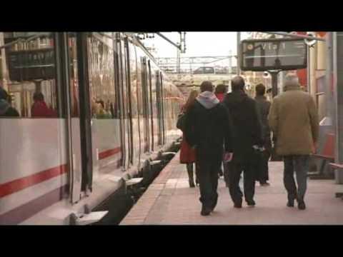 Plan De Ampliación De Cercanías De Madrid