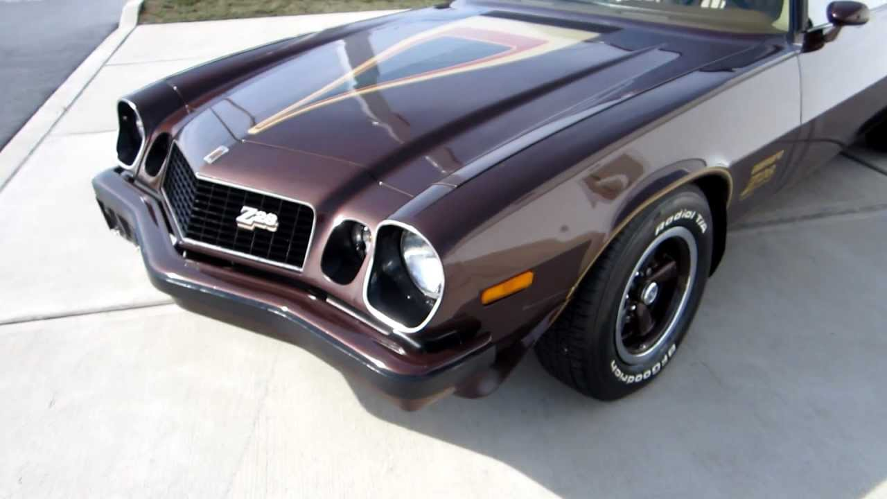 INCREDIBLE *** 1977 CHEVY CAMARO Z-28 FOR SALE !!!!!!! SOLD ...