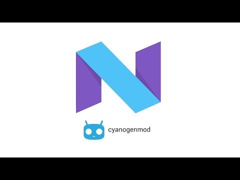 NOUGAT on ANDROID GALAXY Y