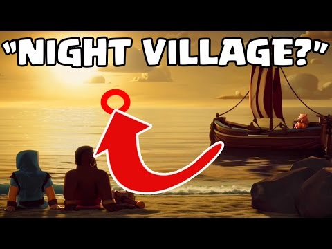 "Thumbnail: BOAT UPDATE - What's ""Over There"" Clash of Clans NEW VILLAGE?"