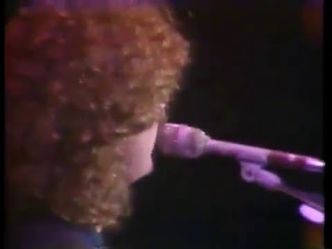April Wine Live in Cedar Rapids, Iowa, 1982,