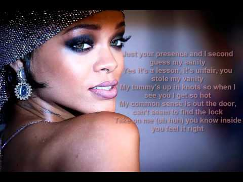Rihanna SOS - ( Music )   Cover Audio Lyrics   2016 HD