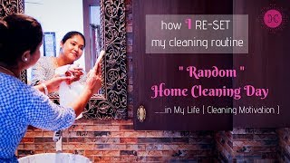 Joy Of Cleaning / Cleaning Motivation Indian / Cleaning Routine / Random Home Cleaning Day