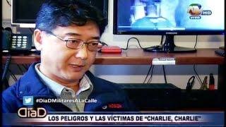 REPORTAJE DIA D - LA VERDAD DEL JUEGO CHARLIE CHARLIE