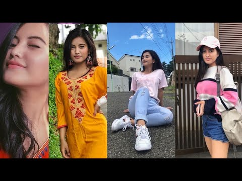 Silpa Thapa 's New Tik Tok Including Musically Videos ||lipsync||Dialogues||Challenges||Silpa Thapa