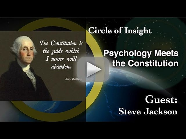 Psychology Meets the Constitution