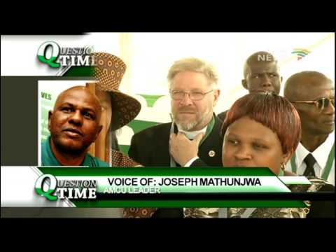 Question Time: 4th Marikana Commemoration, 16 August 2016