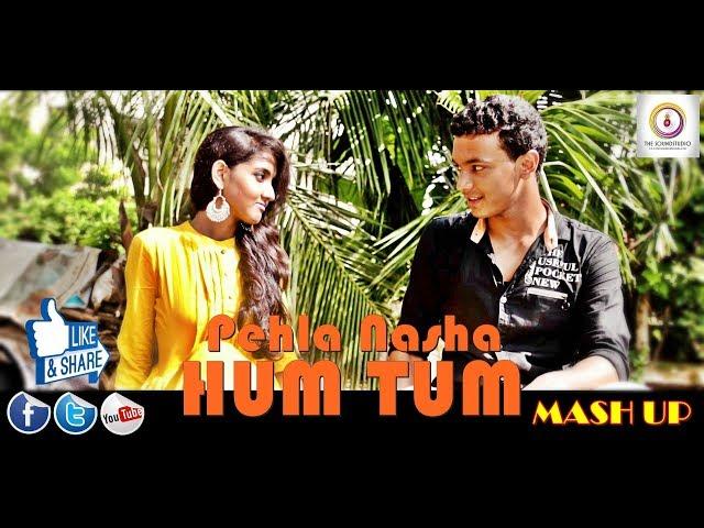 Bollywood Mashup Pehla Nasha, Hum Tum - AVEEK || The Sound Studio || Cover song