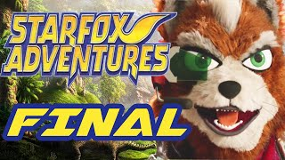 Super Best Friends Play Star Fox Adventures (Part FINAL)