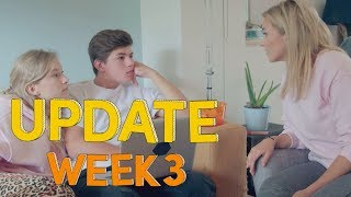 UPDATE week 3 | BRUGKLAS S7