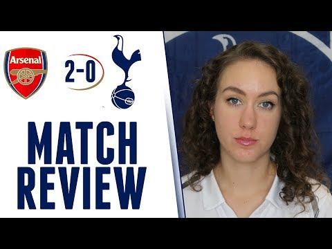 MATCH REVIEW: Arsenal 2-0 Spurs | PL 2017/18 | #SpursXY