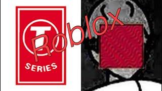T-Serie vs pewdiepie (roblox)