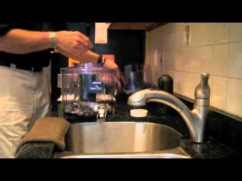 Nikken pimag aqua pour express water gravity filtration system.