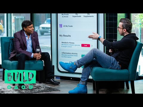 Naveen Jain Speaks On His App, Viome