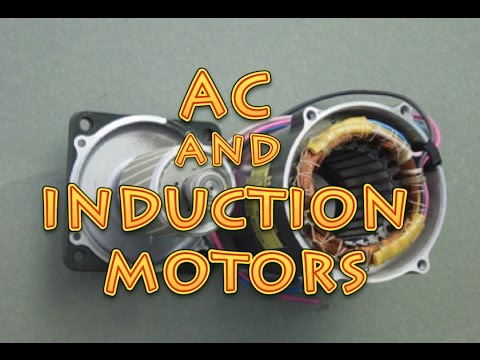 AC and induction motors explained