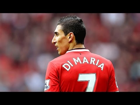 Ángel Di María ● All Goals & Assists for Manchester United ● 2014-2015 (HD)