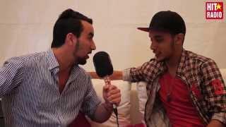 Interview avec Redouane Ghazir au plus grand Concert Karaoké du Maroc avec HIT RADIO