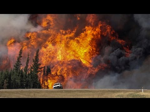 Canada wildfires send oil prices higher, and other MoneyWatch headlines