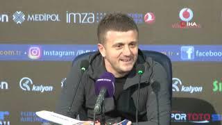 """Başakşehir: 0 - Sivasspor:1 - Hakan Keleş: """"Lider Takımı Yenmenin Keyfini Yaşıyoruz""""-"""