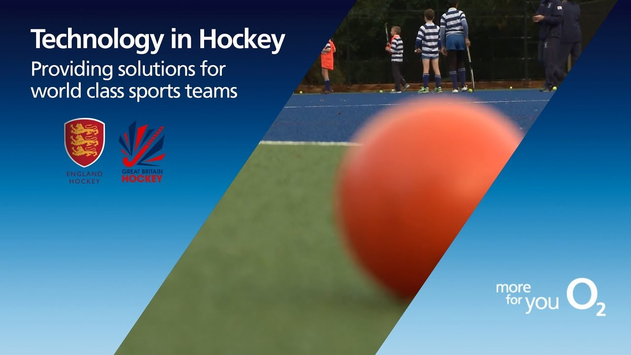 O2 working with GB and England Hockey
