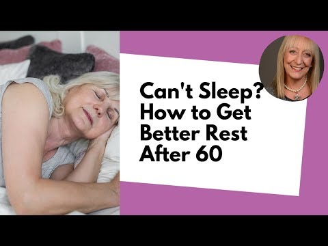 Can't Sleep? 10 Supercharged Sleep Strategies from a Geriatrician | Sleep Better at Any Age!