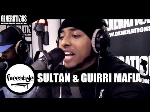 Sultan, Guirri Mafia & DJ Roc J - Freestyle (Live des Studios de Generations)