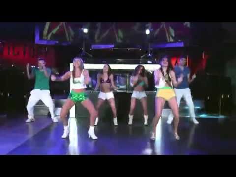 Michel Telo - Ai se eu te pego (Official Dance movement Video)