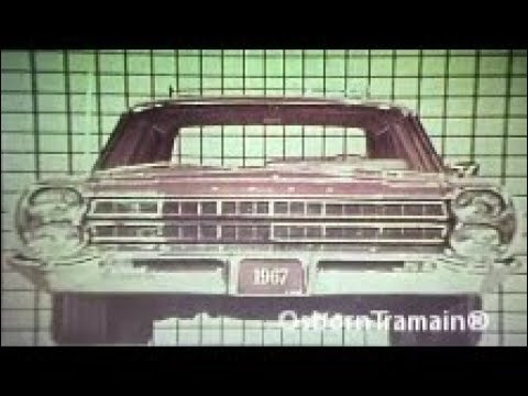 1967 Ford Country Squire Commercial - Voice over by Herb Vigran
